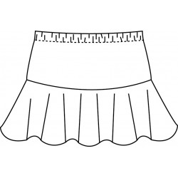 Flounce Skort - Design your own