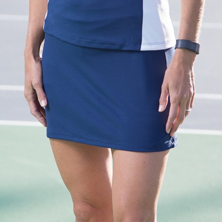 Sporty Skort - Navy Solid