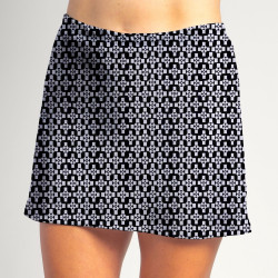 Sporty Skort - Criss Cross
