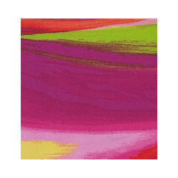 Aurora Waves fabric swatch