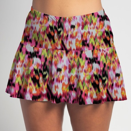 Flounce Skort - Citrus Blast all over print