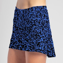 HiLo Skort - Blue Bubbles