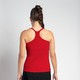 Racerback Top - Red Solid