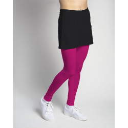 Legging with tennis ball pocket - Fuchsia