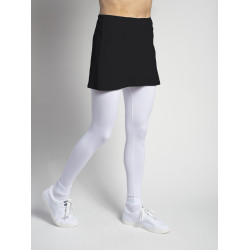 Legging (separate) w/ tennis ball pocket - White
