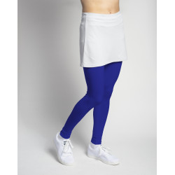 Legging (separate) with tennis ball pocket - Cobalt