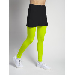 Legging (separate) with tennis ball pocket - Neon