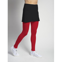 Legging (separate) with tennis ball pocket - Red