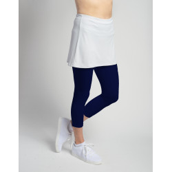 Capri (separate) with tennis ball pocket - Navy