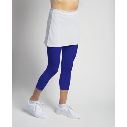 Capri (separate) with tennis ball pocket - Cobalt