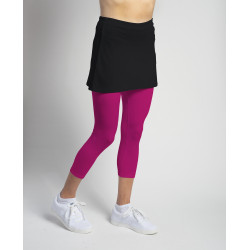 Capri (separate) with tennis ball pocket - Fuchsia