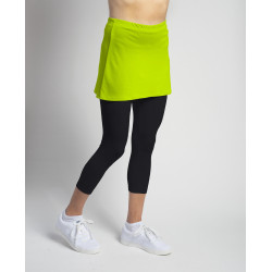 Capri with tennis ball pocket - Black