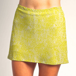 Sporty Skort - Lemon Drop Shot
