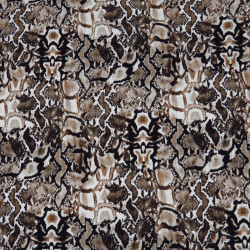Desert Snake fabric swatch
