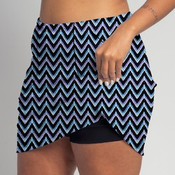 Sporty Skort - Peaks and Valleys
