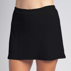 Sporty Skort - Black Solid