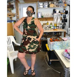 Racerback Dress - Design your own