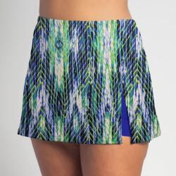 Side Slit Skort - Victory - Cobalt Shorts