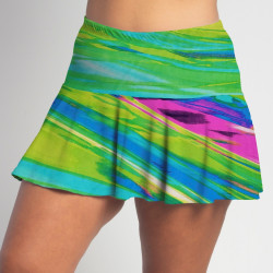 Flounce Skort - Candy Crush
