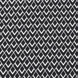 BW Diamond fabric swatch