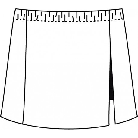 Side Slit Skort - Design your own