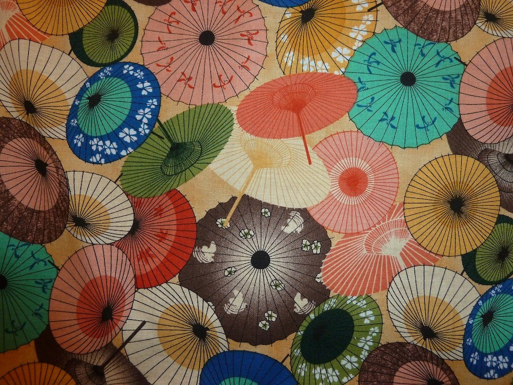 Japanese Umbrellas